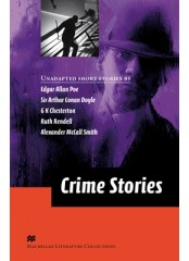 Macmillan Literature Collections: Crime Stories - Advanced