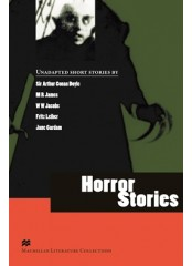 Macmillan Literature Collections: Horror Stories - Advanced