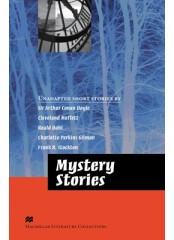 Macmillan Literature Collections: Mystery Stories - Advanced