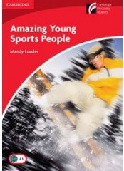 Cambridge Experience Readers: Amazing Young Sports - Ниво А1