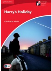 Cambridge Experience Readers: Harry's Holiday - Ниво А1