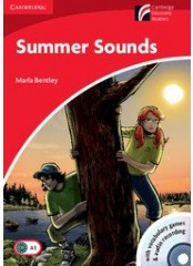 Cambridge Experience Readers: Summer Sounds + CD - Ниво А1
