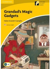 Cambridge Experience Readers: Grandad's Magic Gadgets - Ниво А2