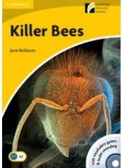 Cambridge Experience Readers: Killer Bees + CD - Ниво А2