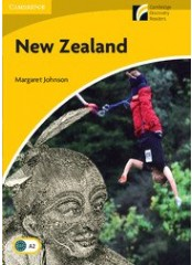 Cambridge Experience Readers: New Zealand - Ниво А2