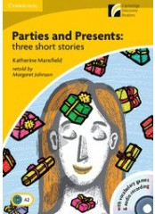 Cambridge Experience Readers: Parties and Presents + CD - Ниво А2