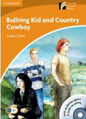 Cambridge Experience Readers: Bullring Kid and Country Cowboy + CD - Ниво B1