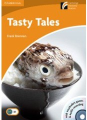 Cambridge Experience Readers: Tasty Tales + CD - Ниво B1