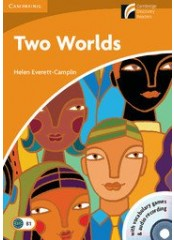 Cambridge Experience Readers: Two Worlds + CD - Ниво B1
