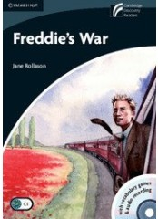 Cambridge Experience Readers: Freddie's War + CD - Ниво C1