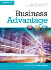 Business Advantage, Intermediate - 2 CD