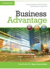 Business Advantage, Upper-Intermediate - 2 CD