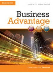Business Advantage, Advanced - 2 CD