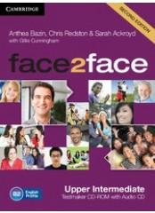 Face2Face, Second edition Upper-Intermediate - Testmaker CD-ROM + audio CD