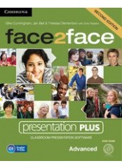 Face2Face, Second edition Advanced Presentation Plus (Classware)