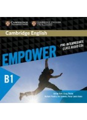 Empower, Pre-intermediate - 3 CD