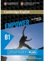 Empower, Pre-intermediate Presentation Plus - DVD-ROM