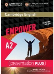 Empower, Elementary Presentation Plus - DVD-ROM