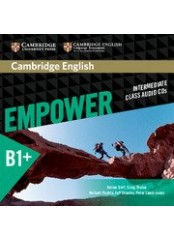 Empower, Intermediate - 3 CD