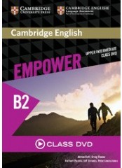 Empower, Upper Intermediate - Class DVD