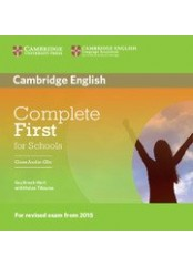 Complete First for Schools - 2 CD