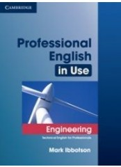 Professional English in Use Engineering - Book with answers