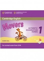 Cambridge Young Learners English Practice Tests for Movers 1 - Аудио CD
