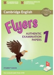 Cambridge Young Learners English Practice Tests for Flyers 1 - Учебник по английски език