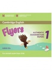 Cambridge Young Learners English Practice Tests for Flyers 1 - 2 Аудио CD