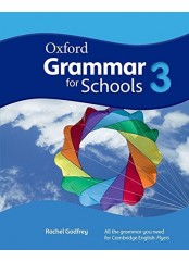 Oxford Grammar for Schools 3 - Английска граматика за 6. клас