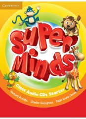 Super Minds, Starter - 2 Audio CD
