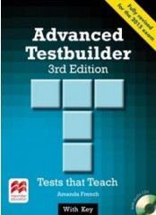 Advanced Testbuilder, 3-rd edition + audio CD