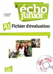 Echo Junior, ниво A1 - Fichier d'evaluation + CD