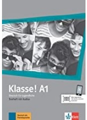 Klasse!, Ниво A1 - Testheft + Audio
