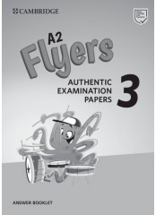 A2 Flyers 3 - Answer Booklet