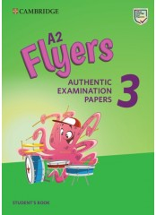 A2 Flyers 3 - Student's Book