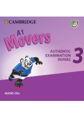 A1 Movers 3 - Audio CDs