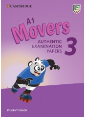 A1 Movers 3 - Student's Book