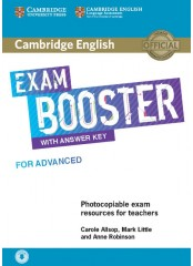 Cambridge English Exam Booster for Advanced with Answer Key and Audio