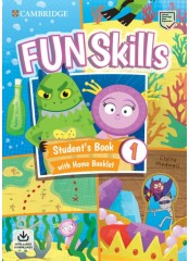 Fun Skills Level 1 - Student's Book with Home Booklet