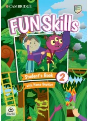 Fun Skills Level 2 - Student's Book with Home Booklet