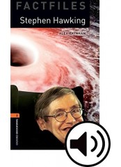 Oxford Bookworms Library Level 2: Stephen Hawking Audio Pack