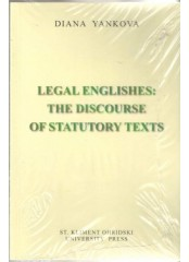 Legal englishes: the discourse of statutory texts