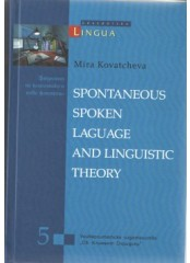 Spontaneous spoken laguage and linguistic theory 5