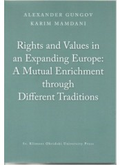 Rights and Values in an Expanding Euripe: A Mutual Enrichment through Different Traditions