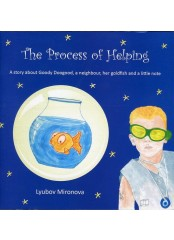 The Process of Helping. A story Goody Doogood, a neighbour, her goldfish and little note