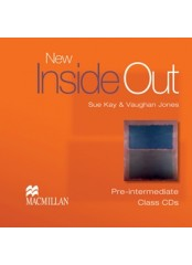 Inside Out, New Edition Pre-Intermediate - CD