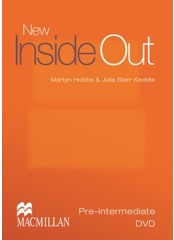 Inside Out, New Edition Pre-Intermediate - DVD