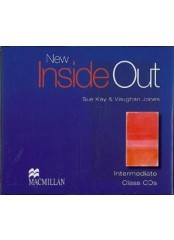 Inside Out, New Edition Intermediate - CD