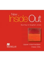 Inside Out, New Edition Upper-Intermediate - CD